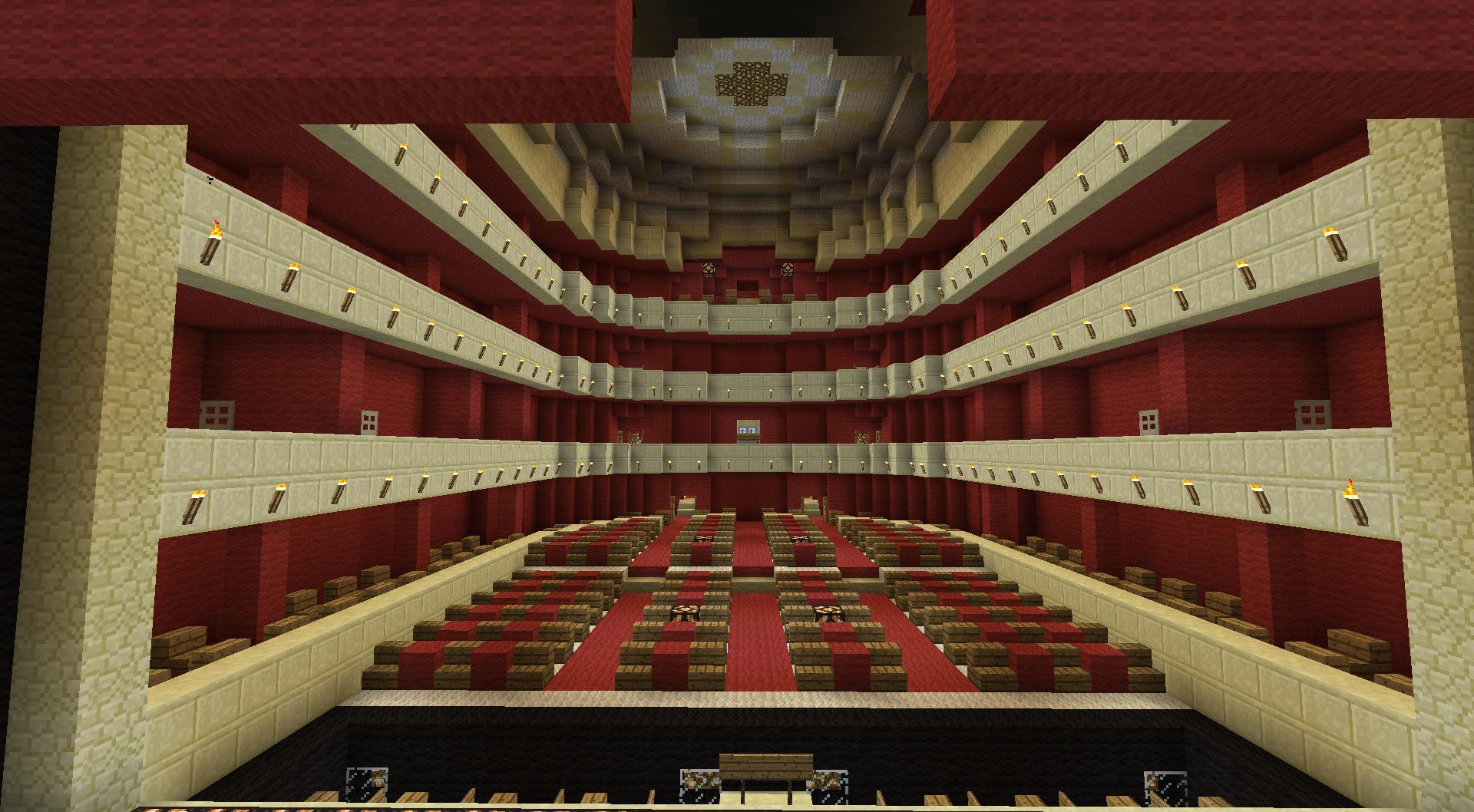 Opera House Inspired By Royal Opera House Screenshots
